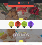 Gifts Store OpenCart Template