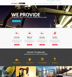 WordPress Template #52551