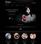 Wordpress template 52560 - Buy this design now for only $75