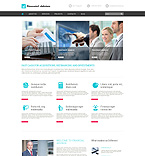 WordPress Template #52641