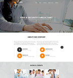 Download Template Monster Website Template 52687