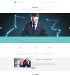 Communication Center Joomla Template