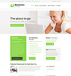 Responsive JavaScript Animated Template #52717