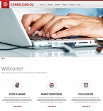 Moto CMS HTML Template #52791