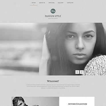 Photo Gallery Template # 52794