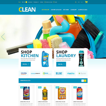 OpenCart Template # 52803