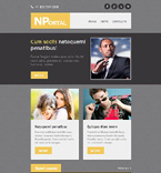 Download Template Monster Newsletter Template 52812