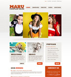 WordPress Template #52827
