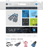 Download Template Monster PrestaShop Theme 52902