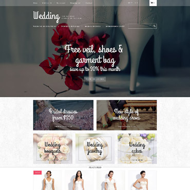 OpenCart Template # 52969