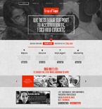 Charity Organization Drupal Template