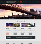 Download Template Monster Website Template 52975