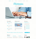 Download Template Monster Website Template 52981