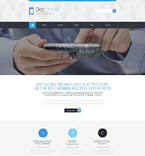 Download Template Monster Website Template 52983