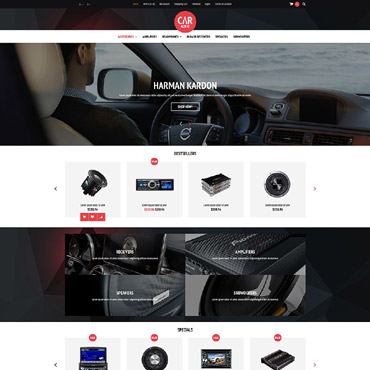 OpenCart Template # 53031