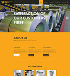 Download Template Monster Website Template 53035