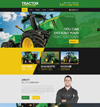 Download Template Monster Website Template 53043