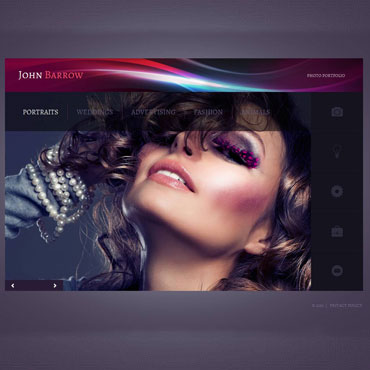 Photo Gallery Template # 53069