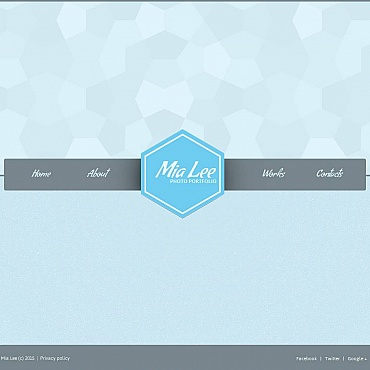 Photo Gallery Template # 53070