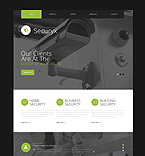 Responsive JavaScript Animated Template #53086