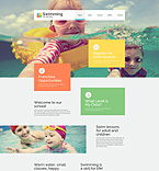 Download Template Monster Website Template 53154