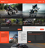 Download Template Monster Website Template 53156