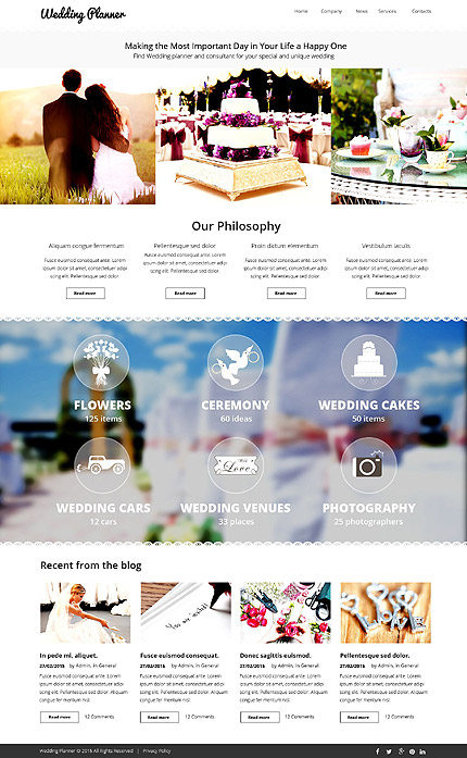 Wedding Most Popular website inspirations at your coffee break? Browse for more Responsive JavaScript Animated #templates! // Regular price: $69 // Sources available: .HTML,  .PSD #Wedding #Most Popular #Responsive JavaScript Animated