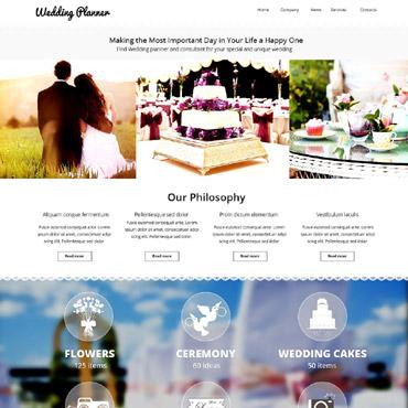 Website Template # 53242