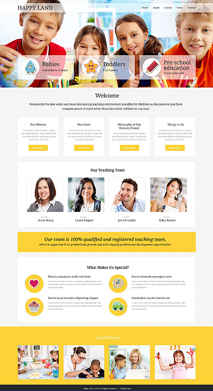 Family Most Popular website inspirations at your coffee break? Browse for more Bootstrap #templates! // Regular price: $75 // Sources available: .HTML,  .PSD #Family #Most Popular #Bootstrap