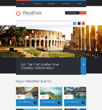 Responsive JavaScript Animated Template #53291