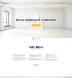 House Building and Construction Joomla Template
