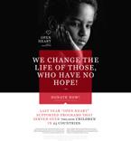 Charity Organization Landing Page Template