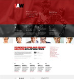 WordPress Template #53371