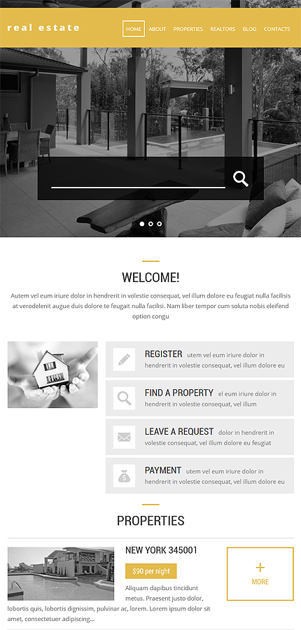 Business Most Popular website inspirations at your coffee break? Browse for more WordPress #templates! // Regular price: $75 // Sources available: .PSD, .PHP, This theme is widgetized #Business #Most Popular #WordPress