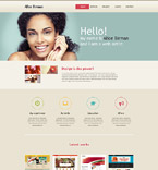 Download Template Monster Muse Template 53397