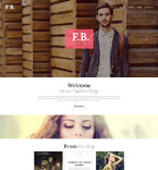 WordPress Template #53435