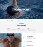 Download Template Monster Website Template 53446