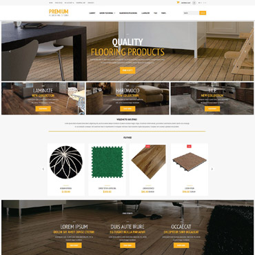 OpenCart Template # 53450