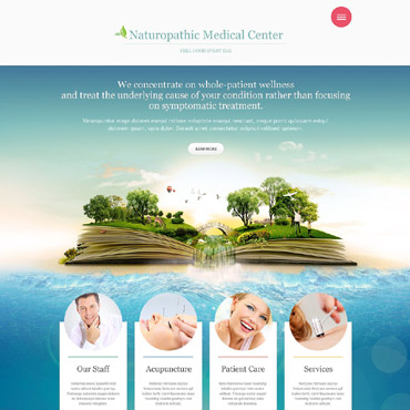 Website Template # 53481