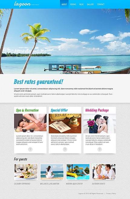Hotels Most Popular website inspirations at your coffee break? Browse for more Moto CMS HTML #templates! // Regular price: $139 // Sources available:<b>Sources Not Included</b> #Hotels #Most Popular #Moto CMS HTML