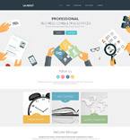 Bootstrap Template #53554
