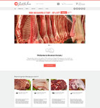 Meat Factory Drupal Template