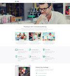 Web Developers Joomla Template