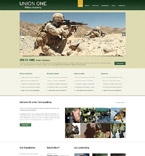 Military Academy WordPress Template