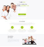 Jesus Church Landing Page Template