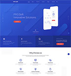 Bootstrap Template #53711