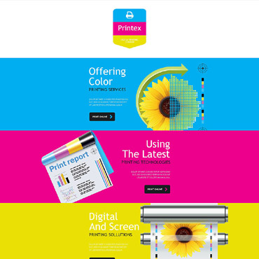 Newsletter Template # 53745