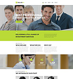 Responsive JavaScript Animated Template #53750