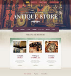 Antique Store PrestaShop Template