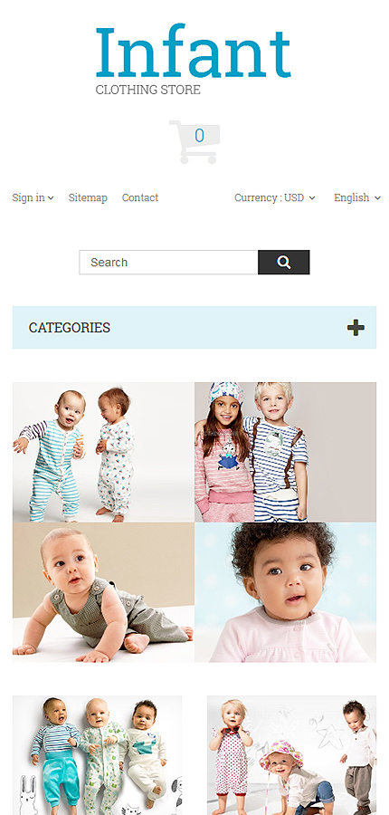 Family Most Popular website inspirations at your coffee break? Browse for more PrestaShop #templates! // Regular price: $139 // Sources available: .PSD, .PHP, .TPL #Family #Most Popular #PrestaShop